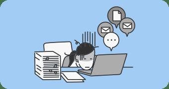 精神的ストレスが仕事柄かかる