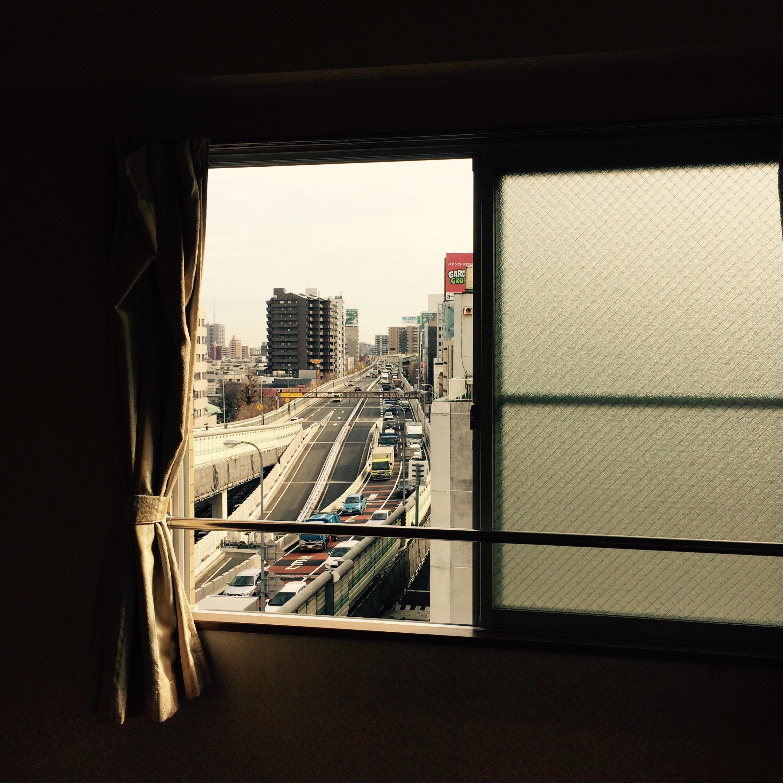 一月ぶりのTOKYO CITY!!